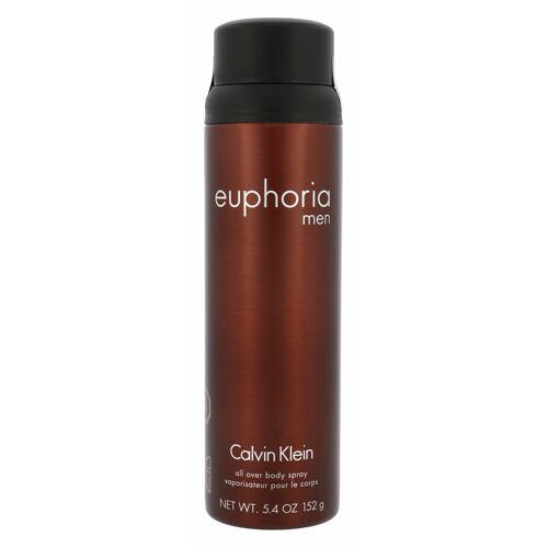 Calvin Klein Euphoria Men deodorant 160 g pro muže