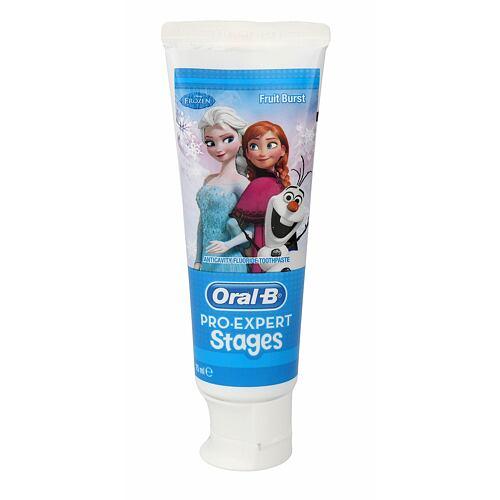 ORAL-B Pro Expert Stages Frozen zubní pasta 75 ml Unisex