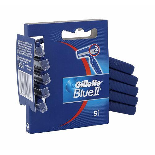 Gillette Blue II holicí strojek 5 ks pro muže