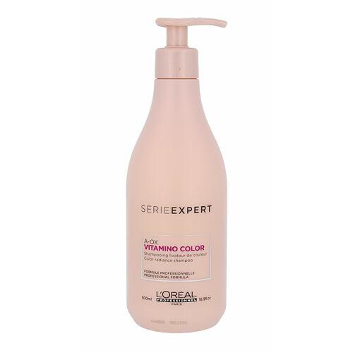 L´Oréal Professionnel Série Expert Vitamino Color A-OX šampon 500 ml pro ženy