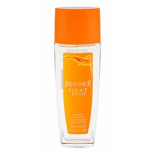 Beyonce Heat Rush deodorant 75 ml pro ženy