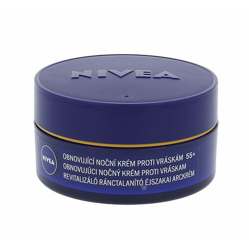 Nivea Anti Wrinkle Revitalizing noční pleťový krém 50 ml pro ženy