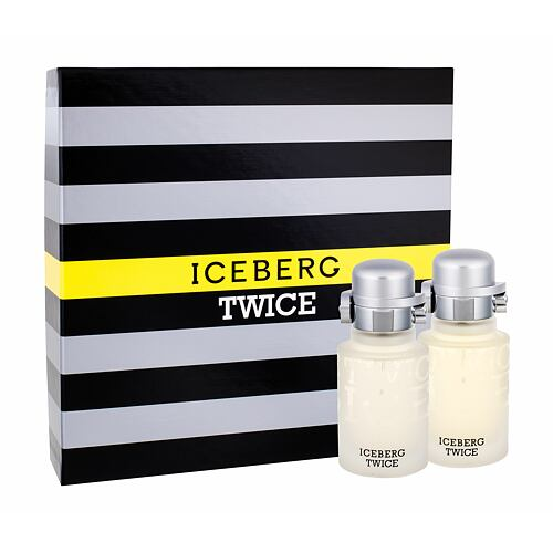 Iceberg Twice EDT EDT 75 ml + voda po holení 75 ml pro muže