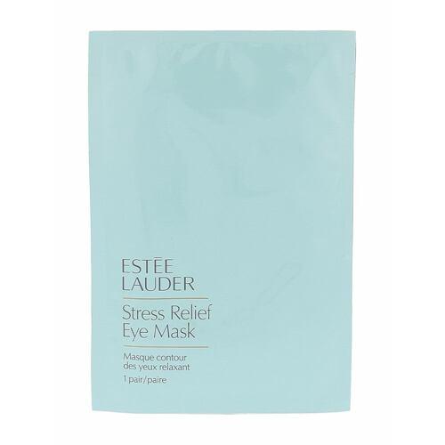 Estée Lauder Stress Relief Eye Mask pleťová maska 11 ml pro ženy
