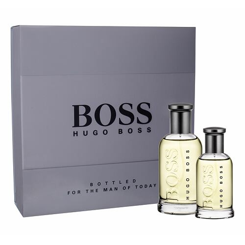 HUGO BOSS Boss Bottled EDT EDT 100 ml + EDT 30 ml pro muže