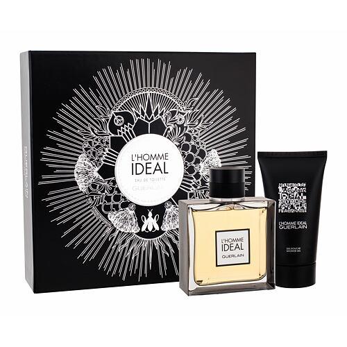 Guerlain L´Homme Ideal EDT EDT 100 ml + sprchový gel 75 ml pro muže