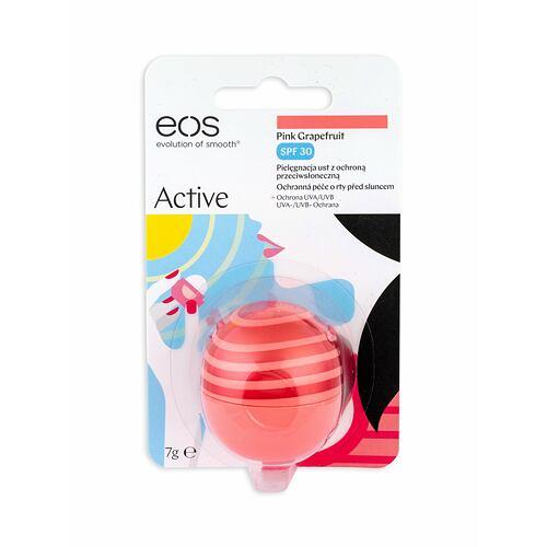 EOS Active balzám na rty 7 g pro ženy