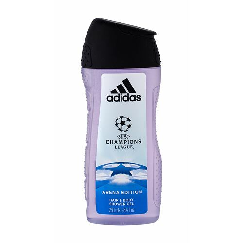 Sprchový gel Adidas UEFA Champions League Arena Edition 250 ml
