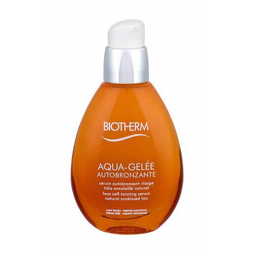 Biotherm Autobronzant Aqua-Gelée samoopalovací přípravek 50 ml pro ženy