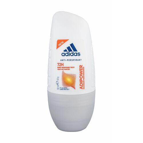 Adidas AdiPower antiperspirant 50 ml pro ženy