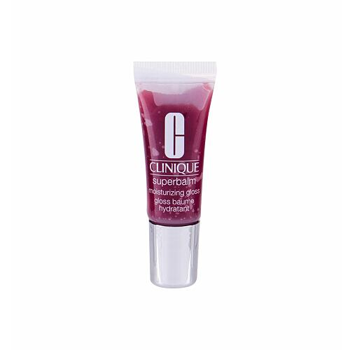 Lesk na rty Clinique Superbalm 5 ml 09 Currant Tester