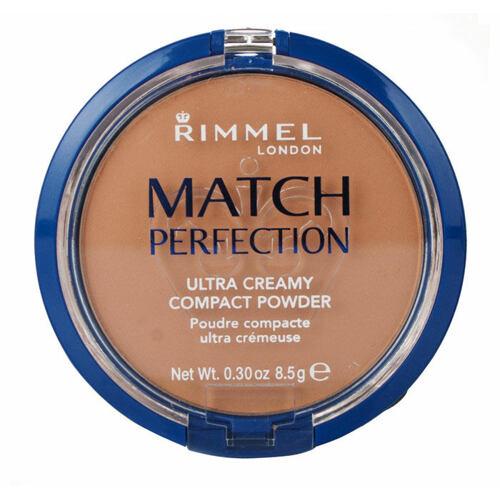 Rimmel London Match Perfection pudr 8,5 g pro ženy