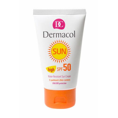Dermacol Sun WR Sun Cream SPF50 opalovací přípravek na obličej 50 ml pro ženy