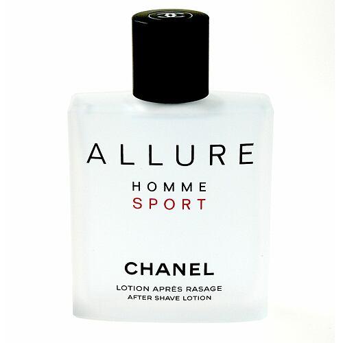 Chanel Allure Homme Sport voda po holení 100 ml Poškozená krabička pro muže