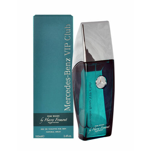 Mercedes-Benz Vip Club Pure Woody by Harry Fremont EDT 100 ml Tester pro muže