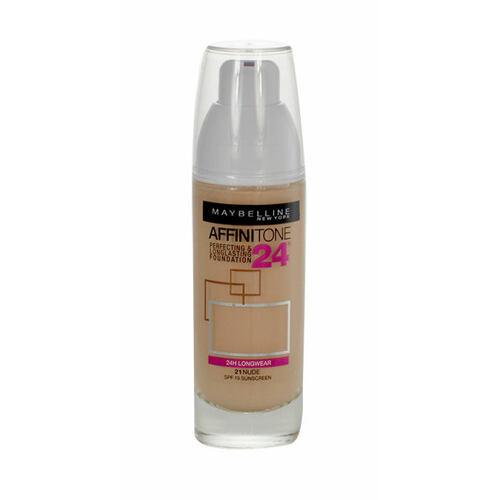Maybelline Affinitone 24h makeup 30 ml pro ženy