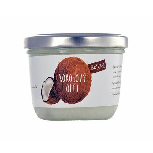 Sefiros Coconut Oil přípravek pro zdraví 180 ml pro ženy