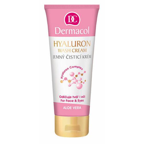 Dermacol Hyaluron čisticí krém 100 ml pro ženy