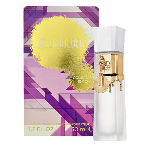 Justin Bieber Collector´s Edition EDP 100 ml pro ženy
