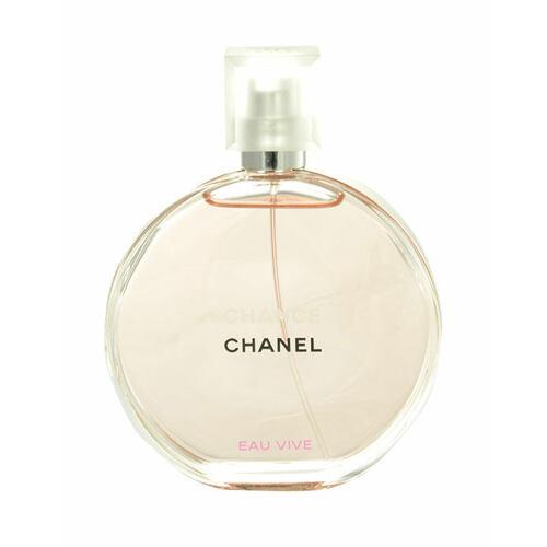 Chanel Chance Eau Vive EDT 50 ml Poškozená krabička pro ženy