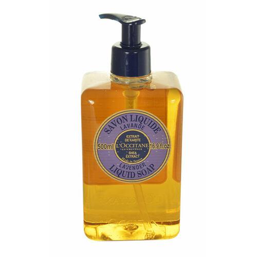L´Occitane Lavender tekuté mýdlo 500 ml pro ženy