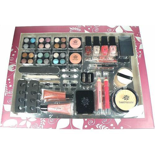 Makeup Trading King Size dekorativní kazeta Complete Makeup Palette pro ženy