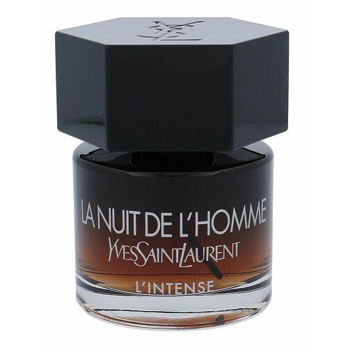 Yves Saint Laurent La Nuit De L´Homme L´Intense EDP 60 ml pro muže