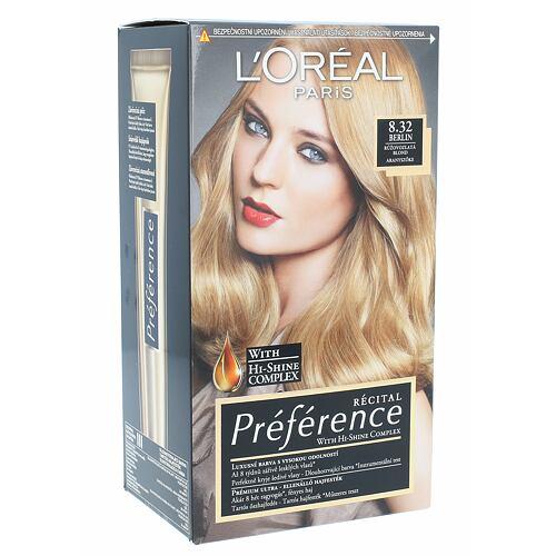 L´Oréal Paris Préférence Récital barva na vlasy 1 ks pro ženy