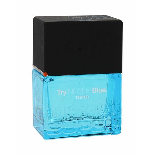 Superdry Neon Blue EDT 40 ml Tester pro ženy