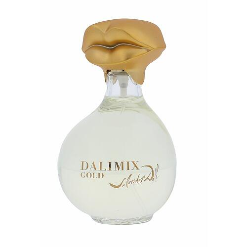 Salvador Dali Dalimix Gold EDT 100 ml pro ženy