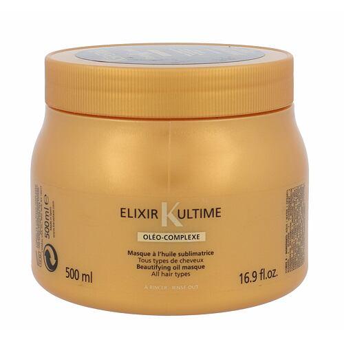 Kerastase Elixir Ultime maska na vlasy 500 ml pro ženy