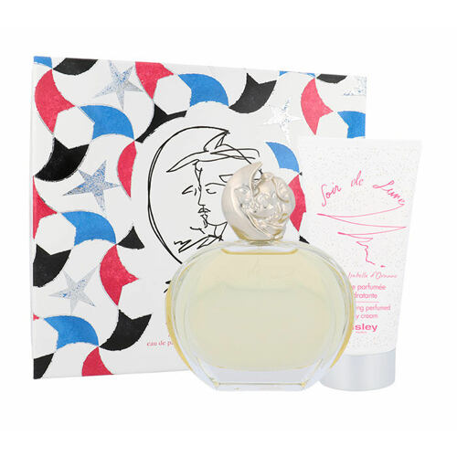 Sisley Soir de Lune EDP EDP 100 ml + tělový krém 150 ml pro ženy