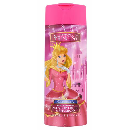 Disney Princess Cinderella sprchový gel 400 ml Unisex