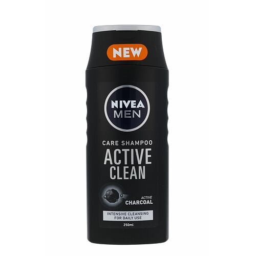Nivea Men Active Clean šampon 250 ml pro muže