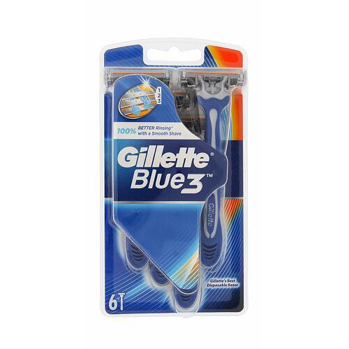 Gillette Blue3 holicí strojek 1 ks pro muže