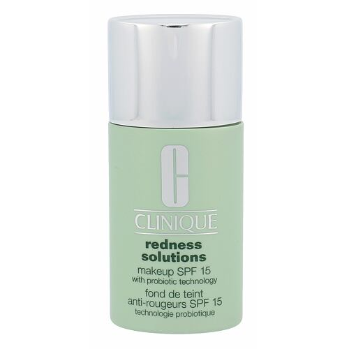 Clinique Redness Solutions SPF15 makeup 30 ml pro ženy