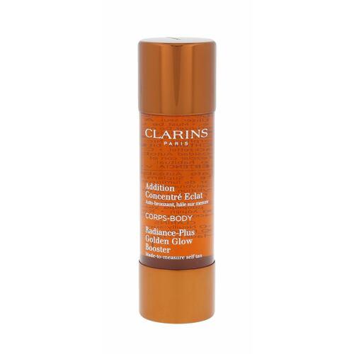 Clarins Radiance-Plus Glow Booster samoopalovací přípravek 30 ml pro ženy