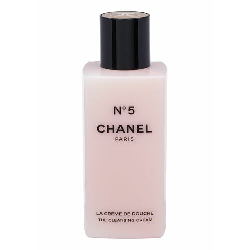 Chanel No.5 sprchový krém 200 ml pro ženy