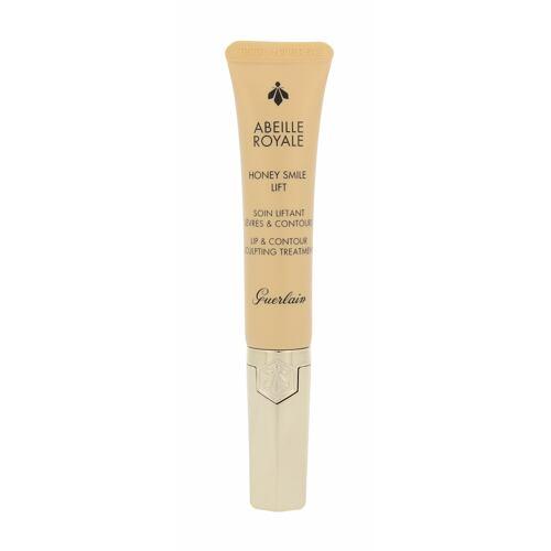 Guerlain Abeille Royale Honey Smile Lift krém na rty 15 ml Tester pro ženy