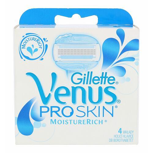 Gillette Venus ProSkin náhradní břit 4 ks pro ženy