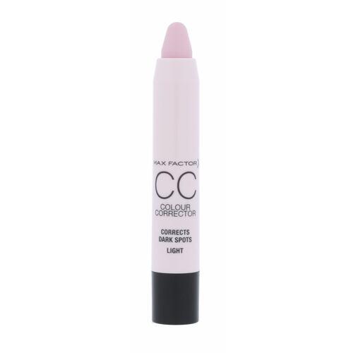 Max Factor CC Colour Corrector korektor 3,3 g pro ženy