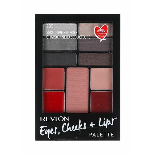 Revlon Eyes, Cheeks + Lips dekorativní kazeta Complete Make-up Palette pro ženy