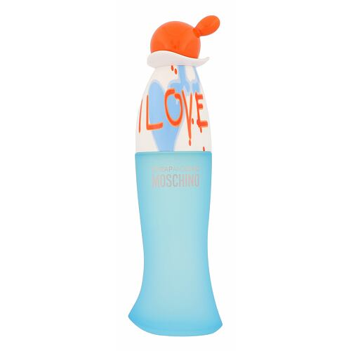 Moschino Cheap And Chic I Love Love EDT 100 ml pro ženy