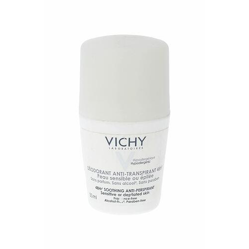 Vichy Deodorant 48h Soothing antiperspirant 50 ml pro ženy