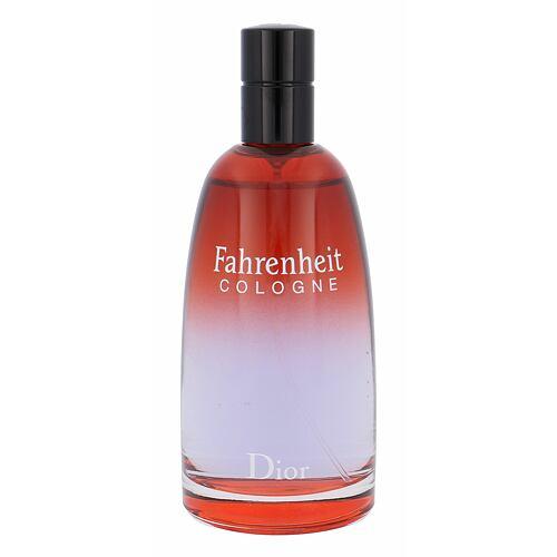 Christian Dior Fahrenheit Cologne EDC 125 ml Poškozená krabička pro muže