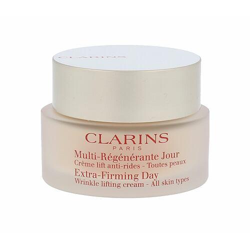 Clarins Extra Firming denní pleťový krém 50 ml pro ženy