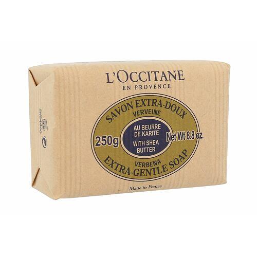 L´Occitane Verveine tuhé mýdlo 250 g pro ženy