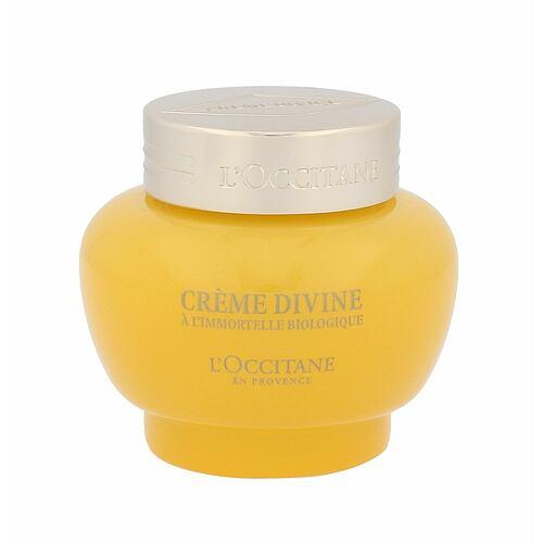 L´Occitane Immortelle Divine Cream denní pleťový krém 50 ml pro ženy