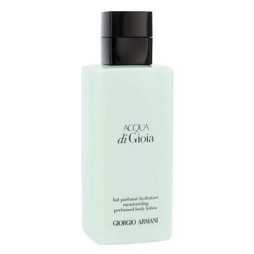 Giorgio Armani Acqua di Gioia tělové mléko 200 ml pro ženy