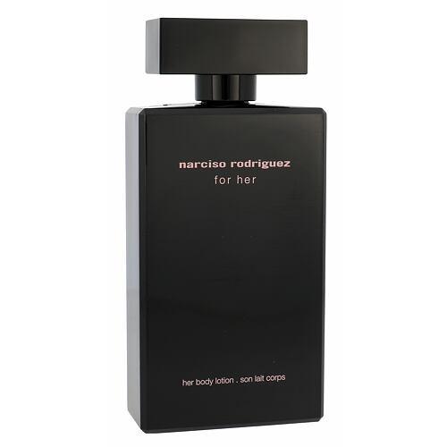 Narciso Rodriguez For Her tělové mléko 200 ml pro ženy